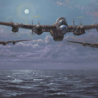 Lancasters of 617 Squadron