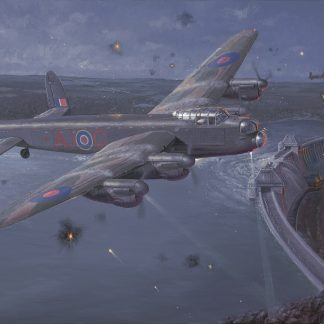 Eye of the StormThe Dambusters Lancaster 617 Squadron