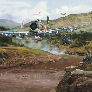 Combat Rescue Skyraider