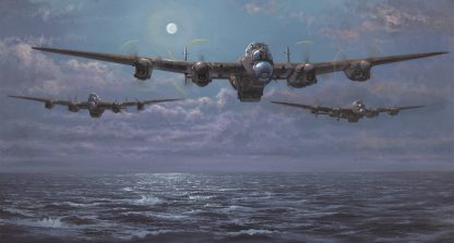 Enemy Coast Ahead Lancaster