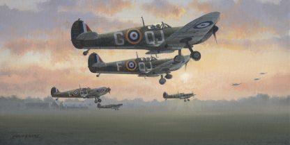 First Light - Spitfire