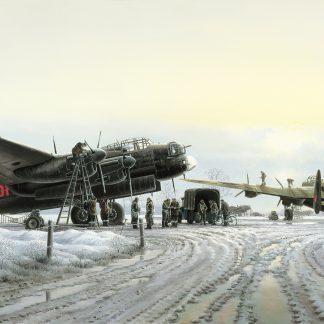 Maximum Effort Avro Lancaster