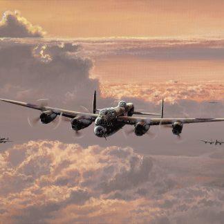 Outward Bound Avro Lancaster