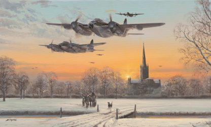 Pathfinder Force de-Havilland Mosquito