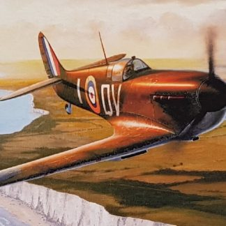 Channel Patrol - Spitfire