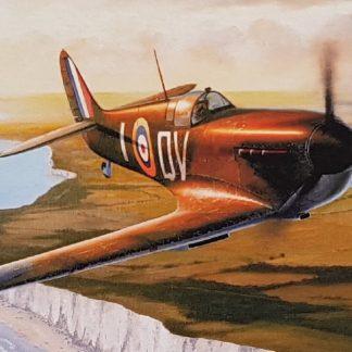 Channel Patrol - Spitfire