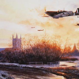 Dawn's First Light Spitfire