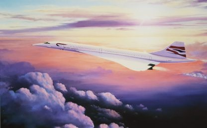 Atlantic Crossing Concorde