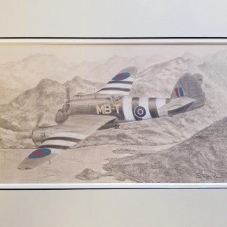 Bristol Beaufighter TF.Mk.X Original By Stephen Brown