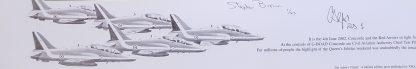 close up rem the jubilee flight