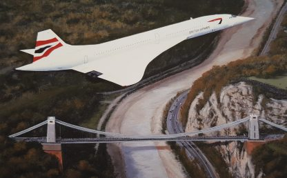Concorde - Homeward Bound Stephen Brown