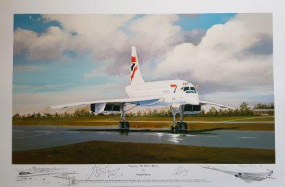 Concorde – The Pride of Bristol Stephen Brown