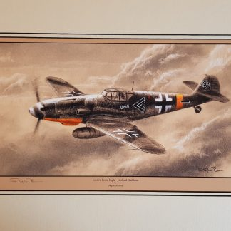 Eastern Front Eagle Me 109