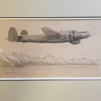 Shackleton AEW.2 By Stephen Brown