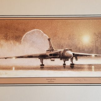 Vulcan in the Snow By Stephen Brown