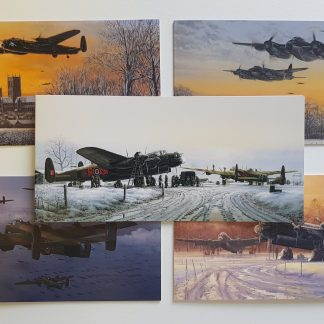 Bomber Command Edition Christmas Cards