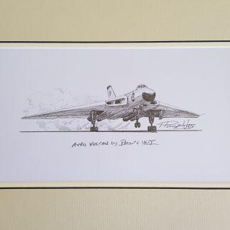 Avro Vulcan Original by Philip West
