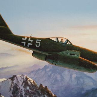 Stormbird Me 262