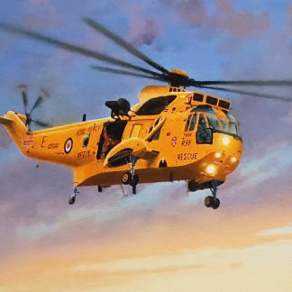 Westland Sea King HAR 3 by Stephen Brown