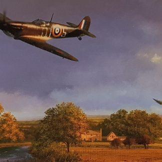 Young Guns - Summer of 1940 - Spitfire