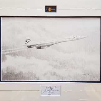 Concorde - Legend of the Skies By Stephen Brown