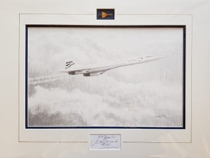 Concorde - Legend of the Skies By Stephen Brown