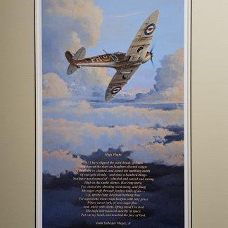 High Flight Spitfire Philip West