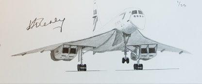 Concorde second to none close up 1