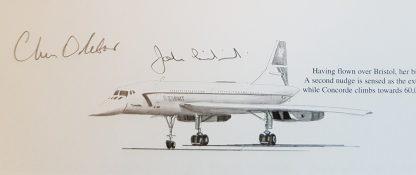 Concorde second to none close up
