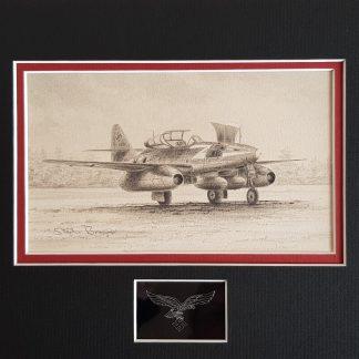 Me 262 B-1a of J/KG (J)54 Original Stephen Brown