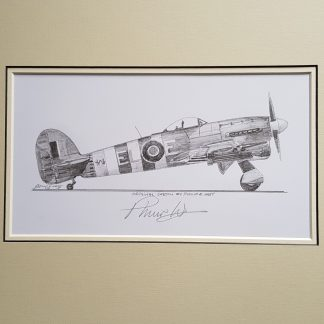 Hawker Typhoon original philip-West