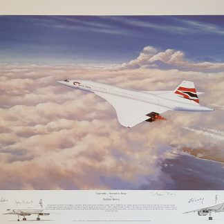 Concorde-Second to None Stephen Brown