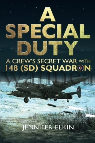 a special duty book
